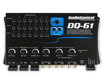 Picture of ACO-DQ-61 BLACK