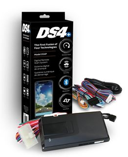 Directed Electronics 4X10 Digital Remote Start System with 3 Lock